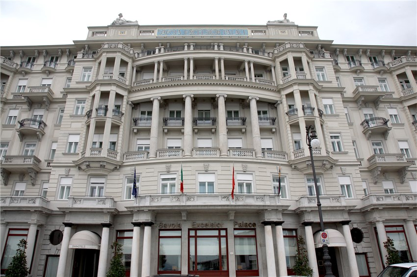 Starhotel Savoia Excelsior Palace - Trieste